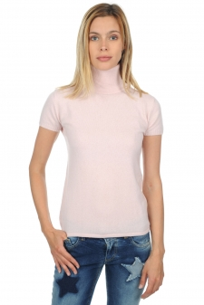 Cashmere  ladies polo necks olivia