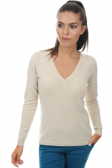 Cashmere  ladies v necks erine