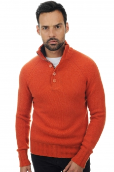 Cashmere  men polo style sweaters lewis