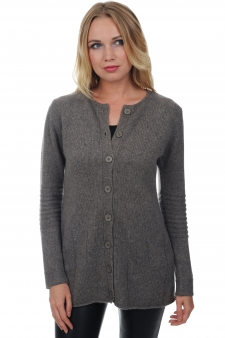 Cashmere  ladies cardigans michka