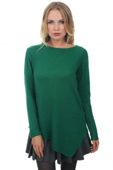 Cashmere  ladies round necks zaia