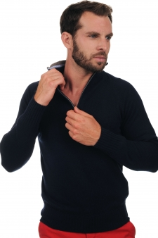 Cashmere  men polo style sweaters vadim