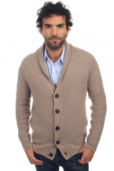 Cashmere  men chunky sweater maxwell