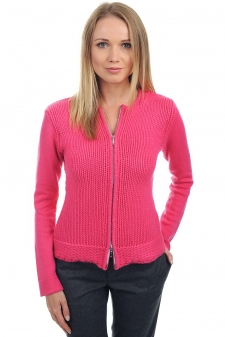 Cashmere  ladies chunky sweater neola