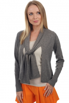 Cashmere  ladies cardigans savannanh