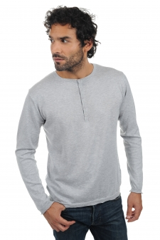 Cotton Giza 45  men round necks sergio