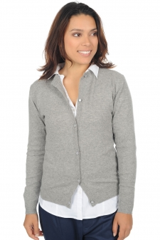 Cashmere  ladies cardigans tyra