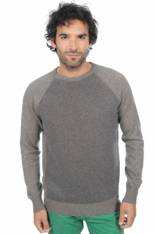 Cashmere  men round necks arsene