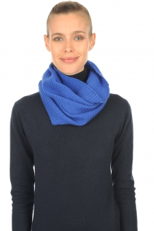 Cashmere  accessories snood cerise