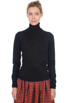 Cashmere  ladies polo necks kassidy