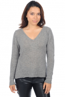 Cashmere  ladies v necks myrela