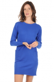Cashmere  ladies dresses coats yuna