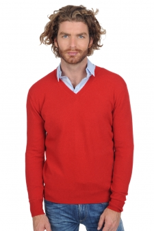 Cashmere  men v necks tor