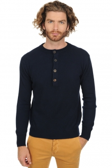 Cashmere  men round necks ned