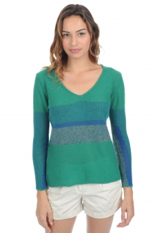 Cashmere  ladies v necks sansa
