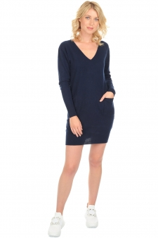 Cashmere  ladies v necks ellaria