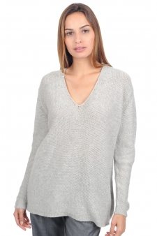 Cashmere  ladies v necks osha