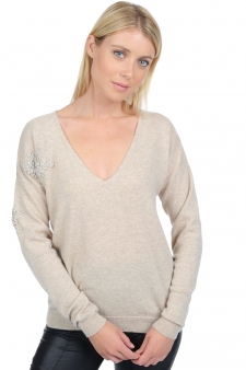 Cashmere  ladies v necks selyse