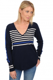 Cashmere  ladies v necks tyene