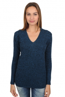 Cashmere  ladies v necks  sandrea