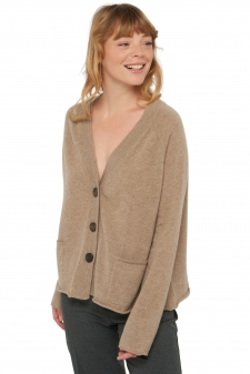 Cashmere  ladies cardigans chana