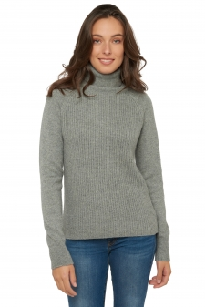 Yak  ladies roll neck emilia