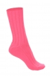 Cashmere accessories socks dragibus w shocking pink 5.5 8  39 42