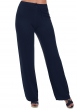 Cashmere ladies trousers leggings malice dress blue s