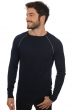 Cashmere men round necks jorah dress blue m