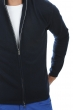 Cashmere men waistcoat  sleeveless sweaters elton dress blue m