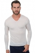 cashmere duvet men v necks josh off white xxl