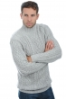 cashmere men polo necks platon flanelle chine m