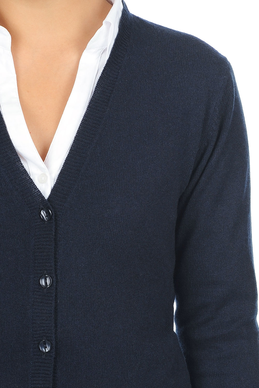 Cashmere ladies basic sweaters at low prices taline dress blue l