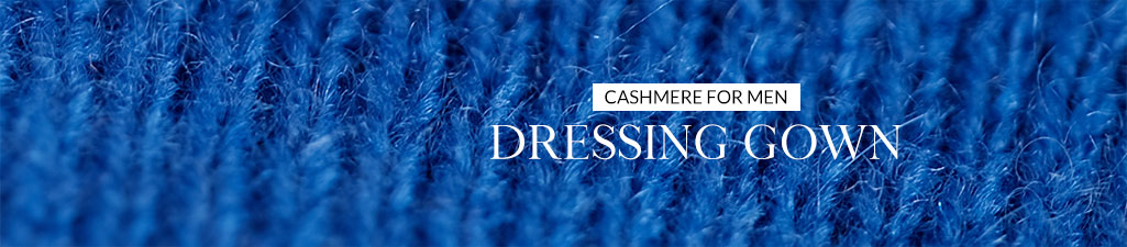 Cashmere for menDressing gown