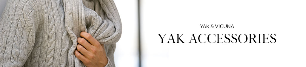 Yak & vicunaYak accessories